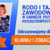 RODO i tajemnica zawodowa w gabinecie psychologicznym/psychoterapeutycznym